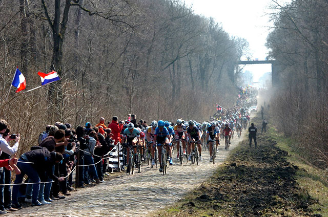 Paris - Roubaix 2016