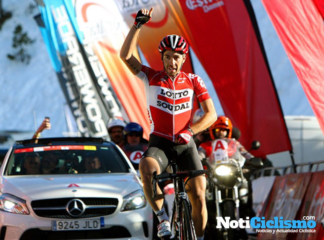 Thomas de Gent (Lotto-Soudal)