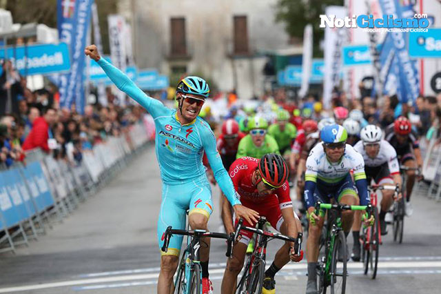 Vuelta al País Vasco 2016: Luis León Sánchez (Astana)
