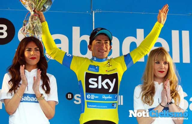 Sergio Luis Henao (Team Sky)