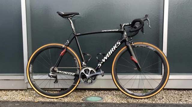 Specialized S-Works Roubaix SL4
