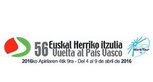 Vuelta al País Vasco 2016: Lista de Inscritos