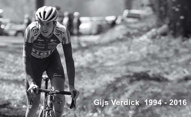 Gijs Verdick - Cycling Team Jo Piels