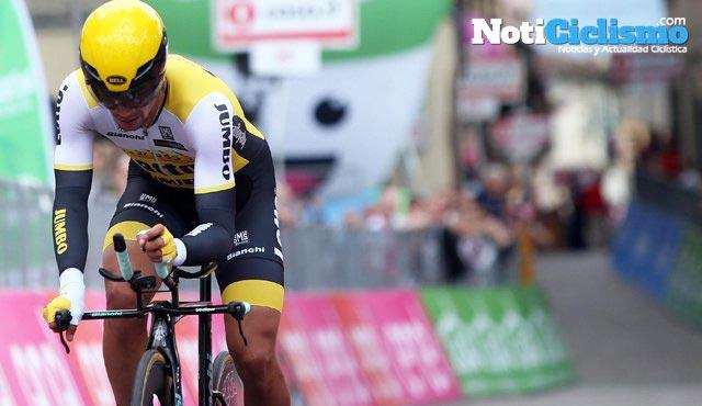 Giro de Italia 2016: Etapa 9 – Roglic el más rápido en Grave in Chianti