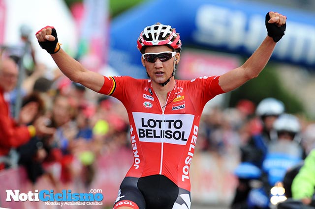 Giro de Italia 2016: Etapa 6 – Wellen conquista en Roccaraso