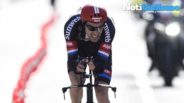 Giro de Italia 2016: Etapa 1: Dumoulin triunfa en casa