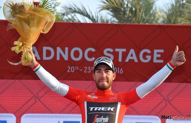 Tour de Abu Dhabi - Etapa 1 -Giacomo Nizzolo