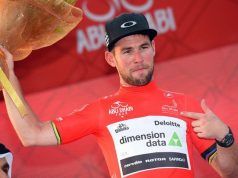 Tour de Abu Dhabi 2016 - Marck Cavendish