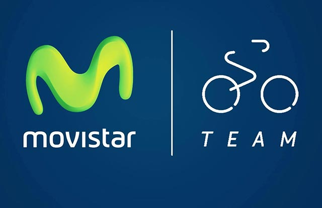 Movistar Team Logo