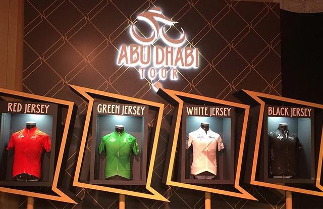 Tour de Abu Dhabi 2016 - Listado de ciclistas