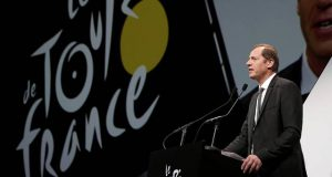 Tour de Francia - Presentacion