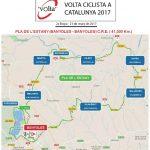 Volta Catalunya 2017 - Segunda etapa