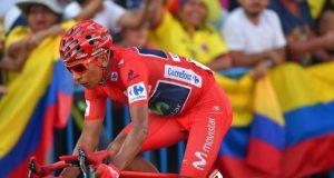 Nairo Quintana - La Vuelta España