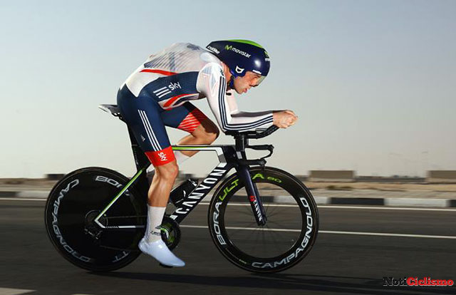 Alex Dowsett - Movistar Team