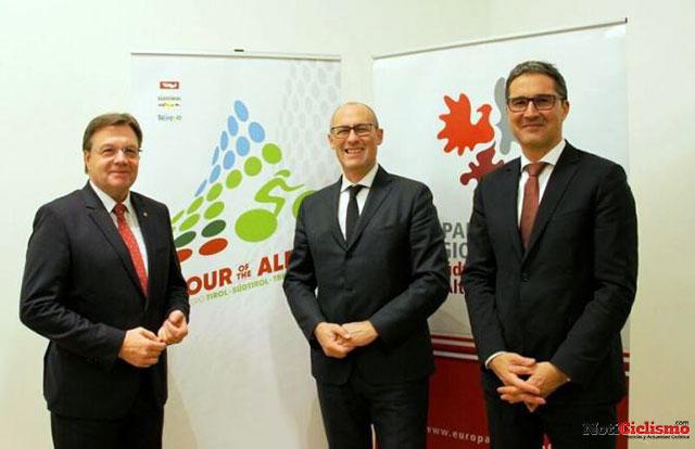 Giro del Trentino se convertirá en el Tour de los Alpes para 2017