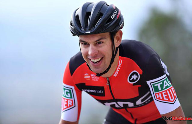 Richie porte est preparado para la crit rium dauphin for Richie porte and bmc
