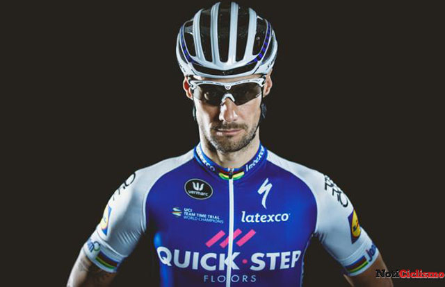 Tom Boonen - Quick-Step Floors