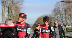 Van Avermaet lidera al BMC para Tour de Flandes 2017
