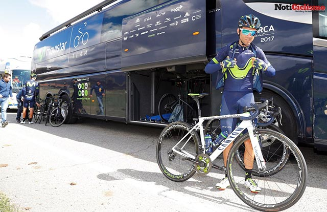 Alejandro Valverde – Movistar Team