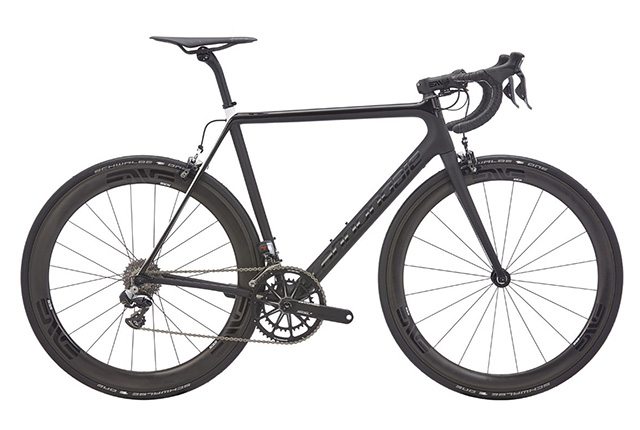Cannondale Supersix EVO Black Inc 2017