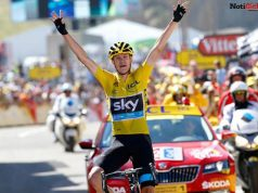 Christopher Froome (Team Sky)