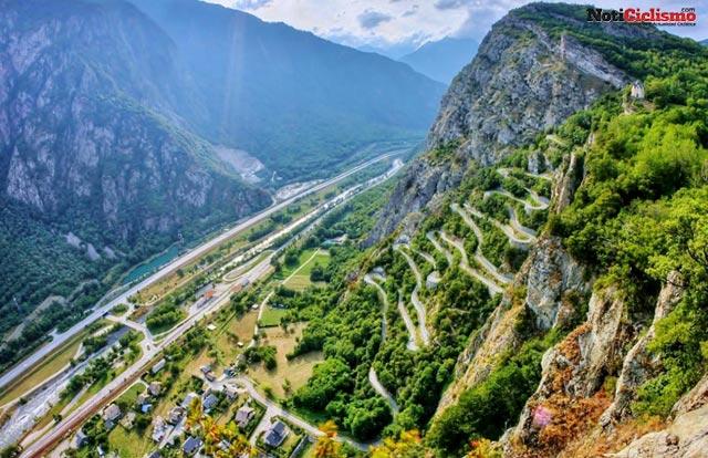 Los puertos de montaña más duros del planeta