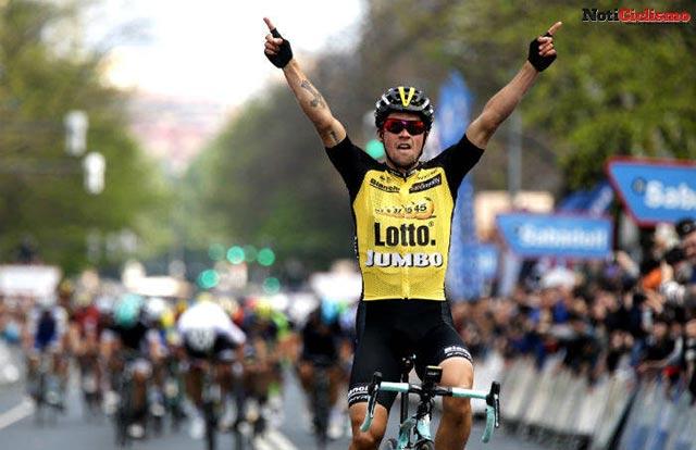 Primoz Roglic (Team LottoNL-Jumbo)