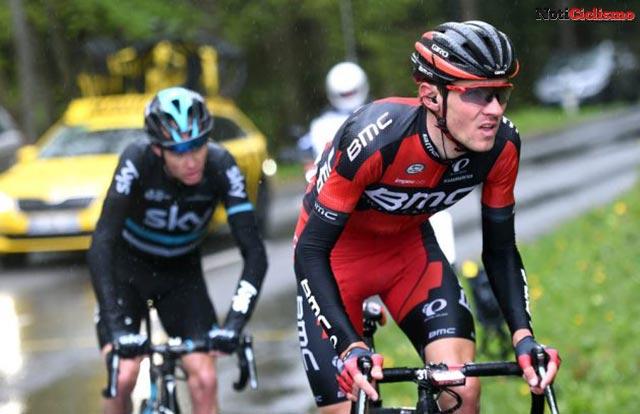 Tejay van Garderen - BMC