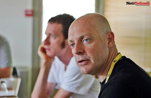 Dave Brailsford - Team Sky