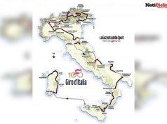 Giro de Italia 2017: Recorrido de la Carrera