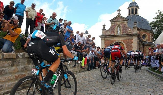 Kapelmuur - Tour de Flandes