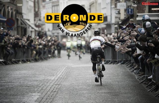 Tour de Flandes 2017: Ruta y perfil de la carrera