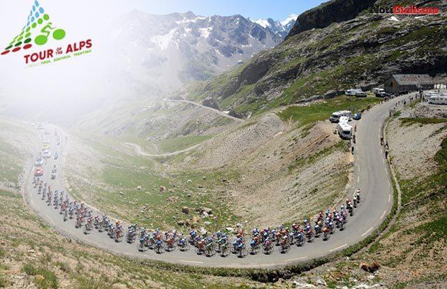 Tour de los Alpes 2017- Portada