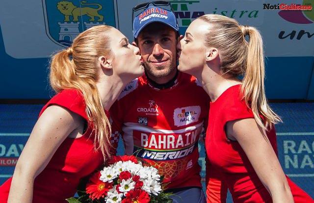Tour de Croacia 2017 - Vincenzo Nibali (Bahrain-Merida)
