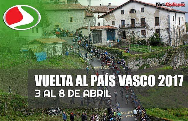 Vuelta al País Vasco 2017