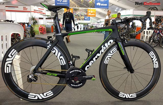 Dimension-Data - Cervelo S5