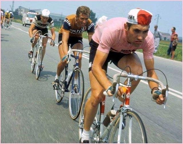 Eddie Merckx - Giro de Italia