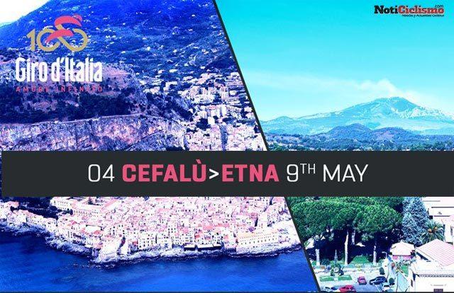 Giro de Italia 2017 (Etapa 4)