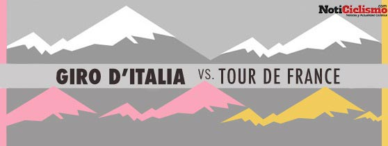 Giro Vs Tour