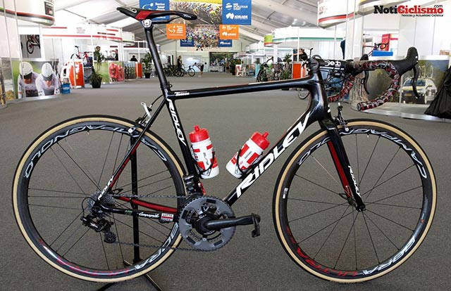 Lotto-Soudal - Ridley Helium