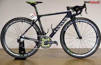 Nairo Quintana - Canyon Ultimate CF SLX