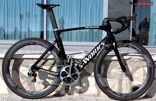 Quick-Step Floors - Specialized S-Works Venge