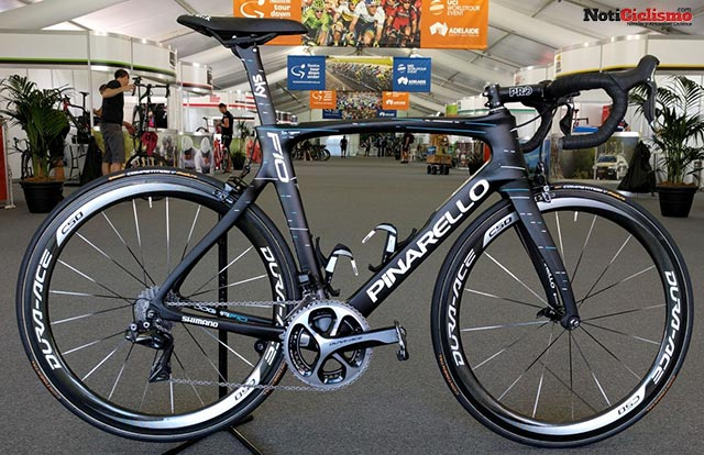 Team Sky - Pinarello F10
