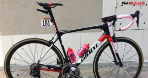 Tom Dumoulin Giant TCR Advanced SL 0