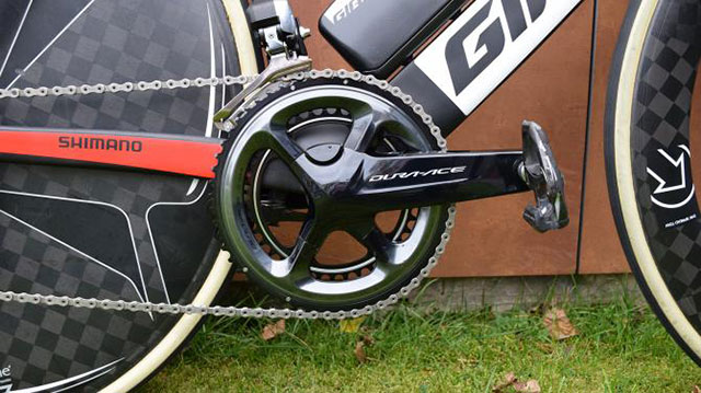 Tom Dumoulin Giant Trinity Advanced Pro TT