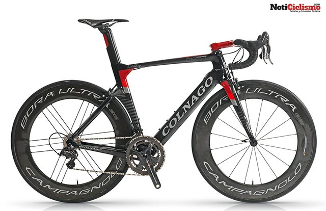 UAE Team Emirates - Colnago Aero Concept