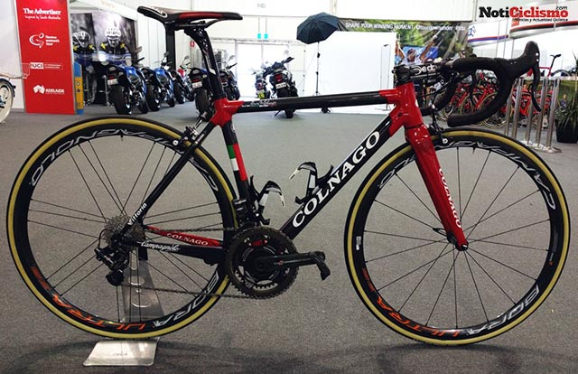 UAE Team Emirates - Colnago C60