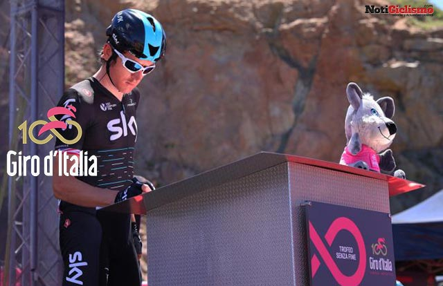 Geraint Thomas - Team Sky