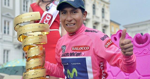 ¿Quintana puede lograrlo? Hay muchos que piensan que es uno de los pocos ciclistas que pueden lograr esta extraordinaria hazaña.