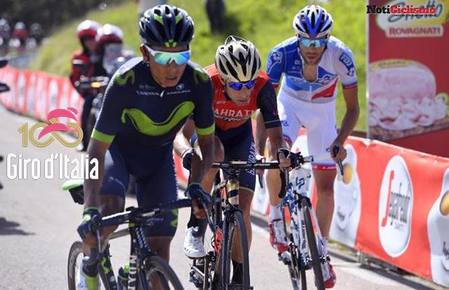 Nairo Quintana - Vincenzo Nibali
